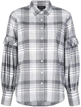Robert Rodriguez Studio Pauline plaid shirt