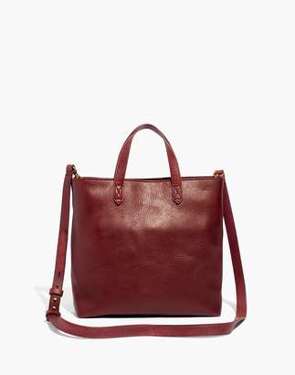 Madewell The Zip-Top Transport Crossbody