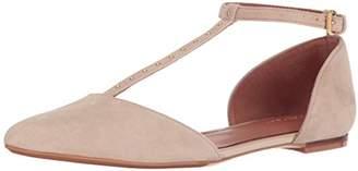 Calvin Klein Women's Ghina Pointed Toe Flat