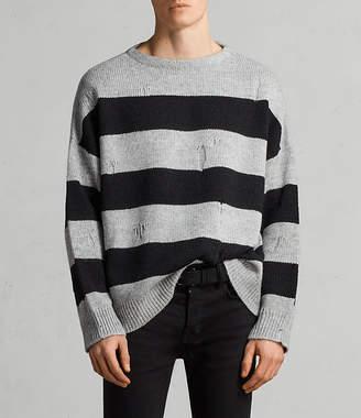 AllSaints Demo Crew Sweater