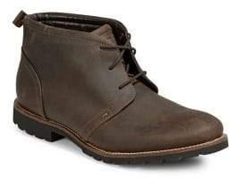 Rockport Sharp Ready Charson Leather Chukka Boots