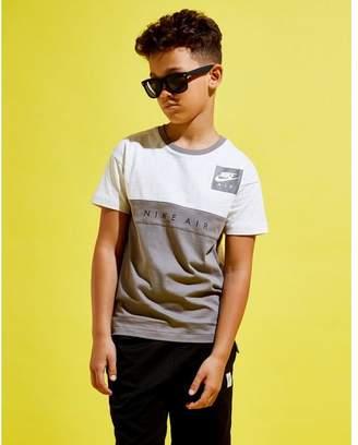 Nike Colour Block T-Shirt Junior