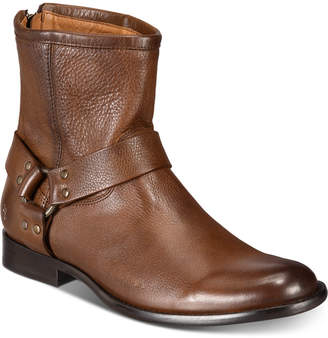 Frye Men Phillip Harness Boots Men Shoes
