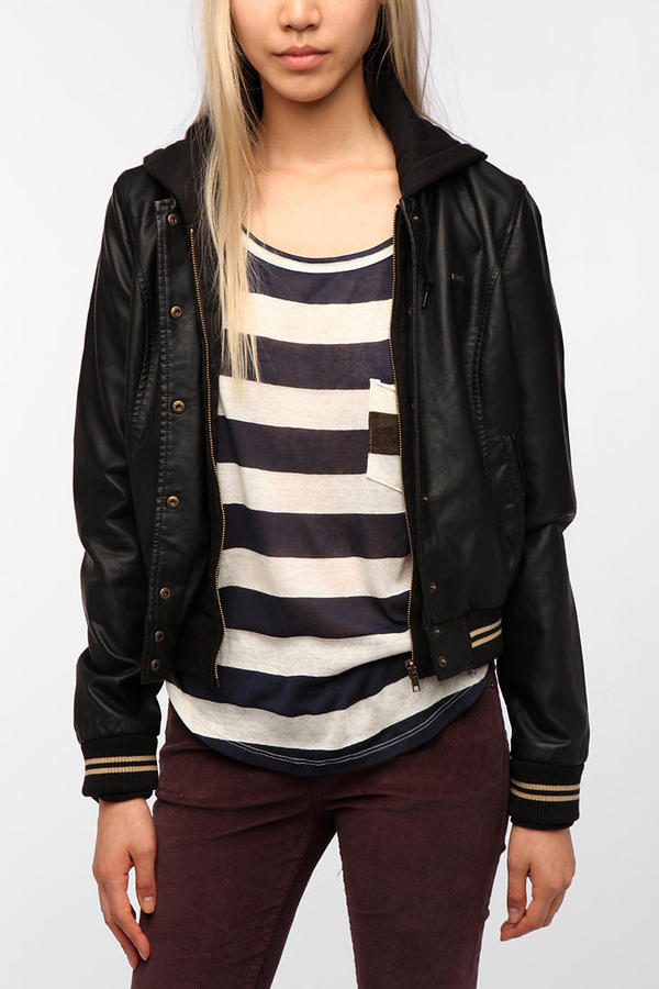Obey Varsity Lover Jacket