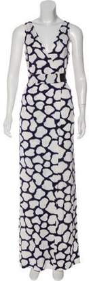 Diane von Furstenberg Silk Marlene Dress White Silk Marlene Dress