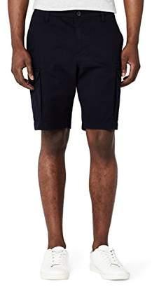 MERAKI Men's Cotton Cargo Shorts