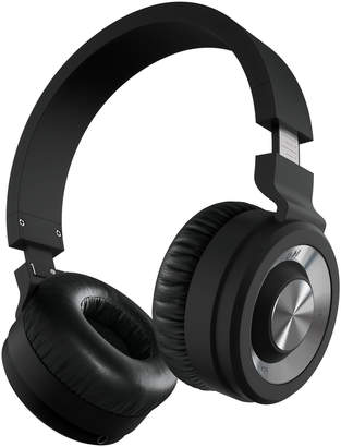Sharper Image Black High Performance Wireless Headphones