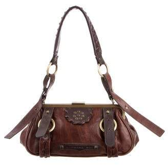 Barbara Bui Leather Handle Bag