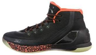 aba0d36b0b50 Under Armour Stephen Curry 3 Basketball Sneakers