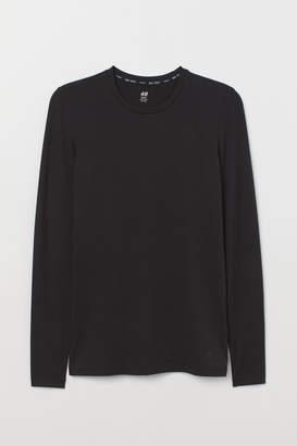 H&M Base layer top - Black