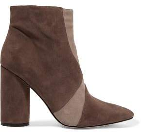 Sigerson Morrison Patent-Leather Ankle Boots