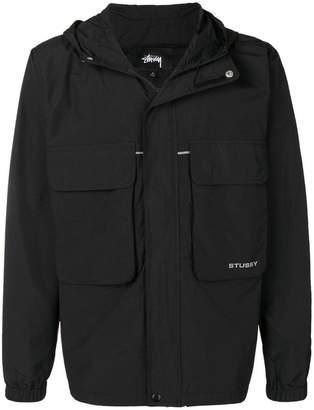 Stussy flap pocket jacket