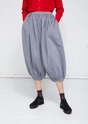 Comme des Garcons Billowed Trouser
