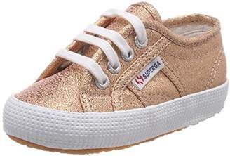 Superga Unisex Kids' 2750 LAMEBUMPJ Trainers,11.5UK Child