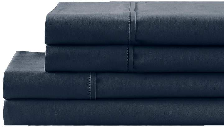NMK 300 Thread Count Cotton Sateen Sheet Set – American Blue