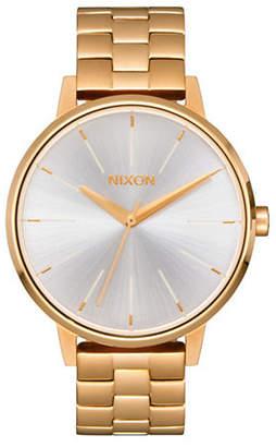 Nixon Analog Kensington Two-tone Bracelet Watch
