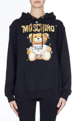 Moschino Christmas Teddy Hoodie
