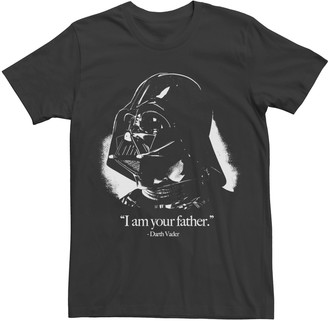 Star Wars Licensed Character Men's Retro Tee