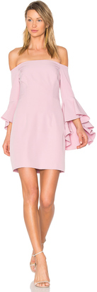 MILLY Selena Mini Dress $435 thestylecure.com