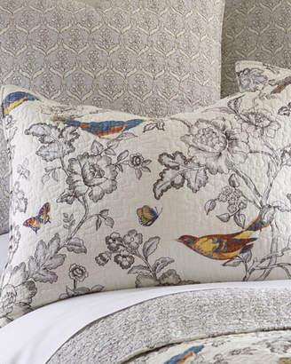 Levtex Mockingbird King Quilt Set