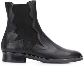 Marc Ellis elasticated side panel boots