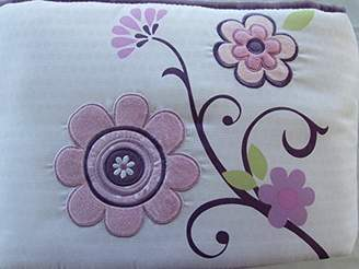 NoJo Little Bedding By Butterfly Blossoms