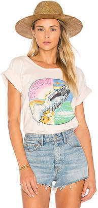 Junk Food Pink Floyd Tee in Pink $67 thestylecure.com