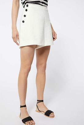 Witchery Button Short
