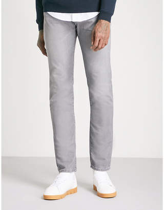BOSS Slim-fit tapered jeans