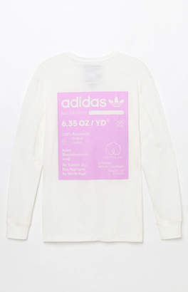 adidas Kaval Graphic Long Sleeve T-Shirt