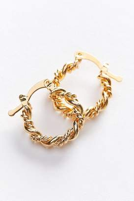 The M Jewelers Capri Mini Hoop Earring