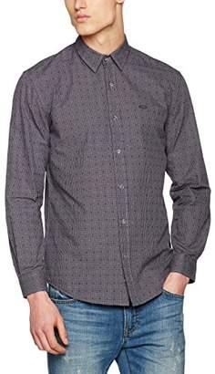 Cross Men's 35077 Casual Shirt, (Smoked Grey), XXL