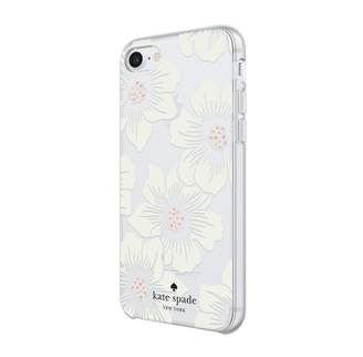 Kate Spade Hardshell Case for iPhone 6s/6/7s/7 - Hollyhock Floral