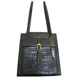 Georges Rech Black Patent leather Handbag