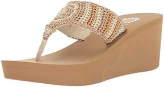 Yellow Box Women's Nash Wedge Sandal