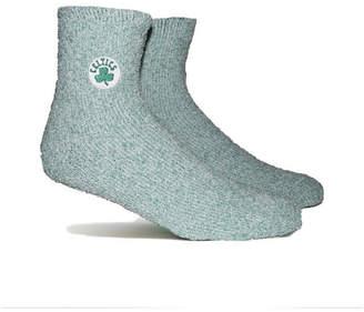Stance Women Boston Celtics Team Fuzzy Socks