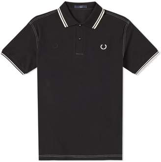 Fred Perry Contrast Stitch Pique Polo