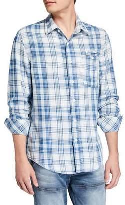 G Star G-Star Men's Bristum Pocket Slim Sport Shirt