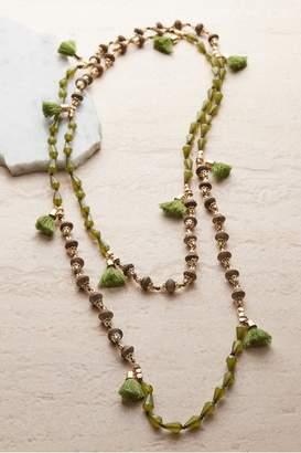 Soft Surroundings Taylor Tassel Necklace