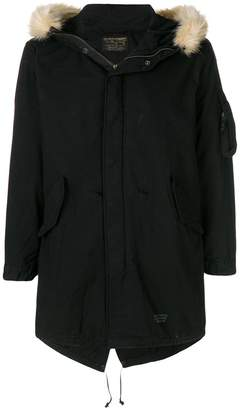 Wacko Maria hooded parka