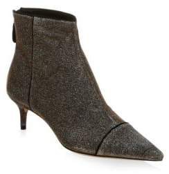 Alexandre Birman Kittie Cap Toe Booties
