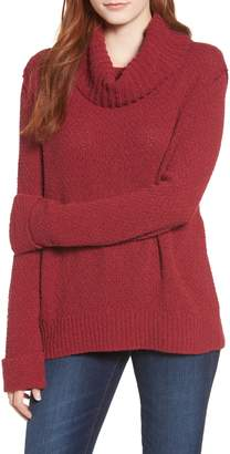 Caslon Cuff Sleeve Sweater