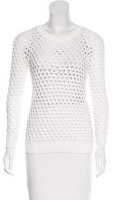 Trina Turk Knit Long Sleeve Sweater