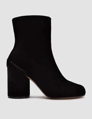 Maison Margiela Tabi Velvet Boot