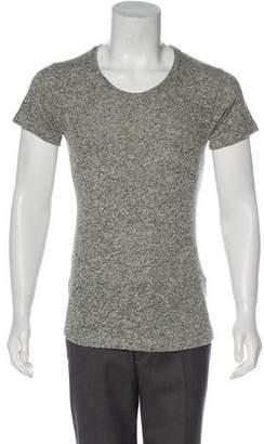 1dd583a5a5c John Elliott Mélange Knit T-Shirt