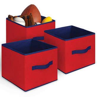 Charmant ... Asstd National Brand BintopiaTM 3 Pack Collapsible Storage Cube