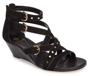 Isola Petra Strappy Wedge Sandal