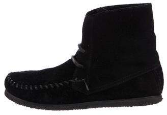 Etoile Isabel Marant Suede Ankle Boots