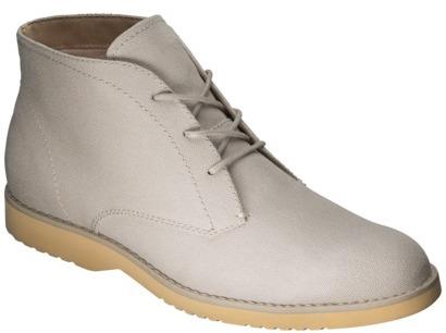 Merona Men's Elwin Canvas Boot - Khaki