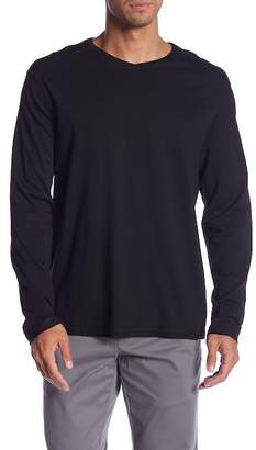 Tommy Bahama Cohen Long Sleeve V-Neck Tee